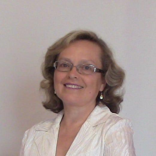 Image of Olga Balasa for about me page