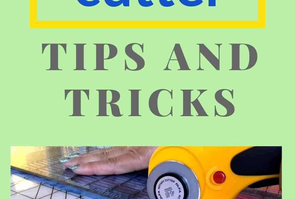 Rotary cutter tips and tricks – what mistakes to avoid