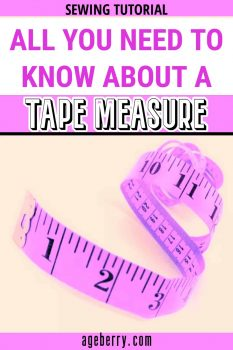 tape measure for sewing - ultimate guide