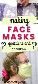 3D face masks DIY questions and answers