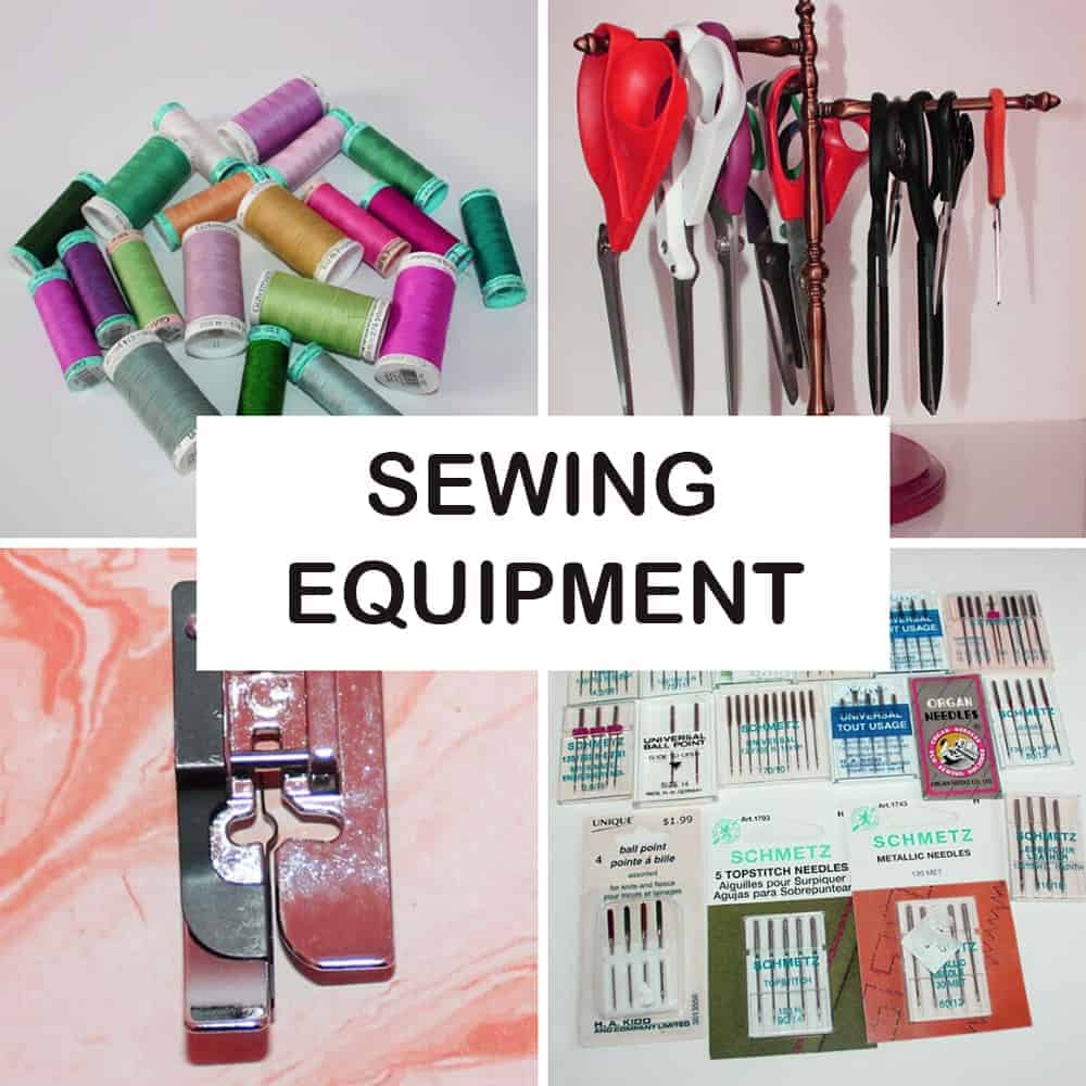 Sewing tools and notions from ageberry